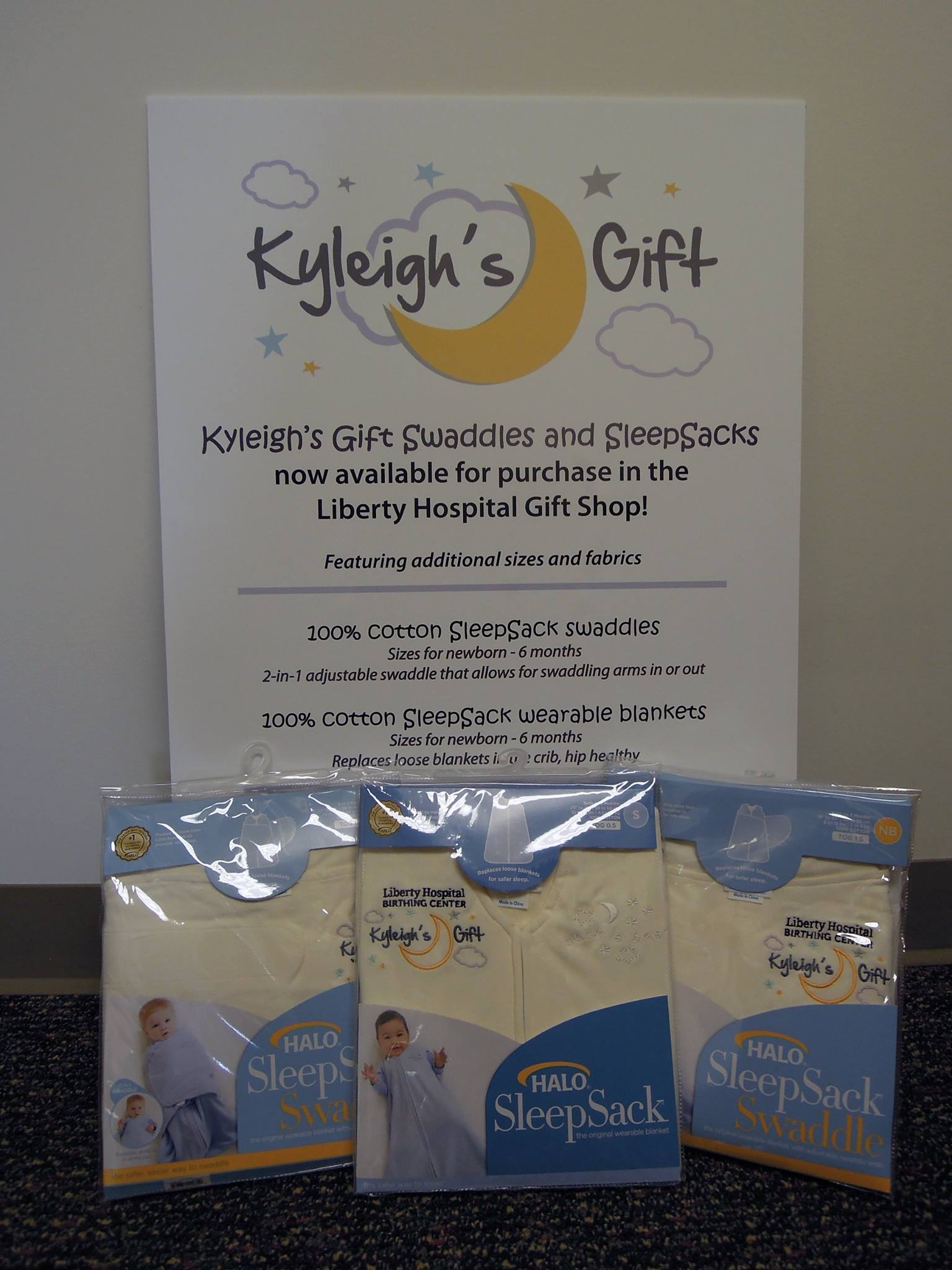 Kyleigh's Gift Fund | Kyleigh's Gift