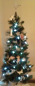 Kyleigh's Christmas tree ~ 2013